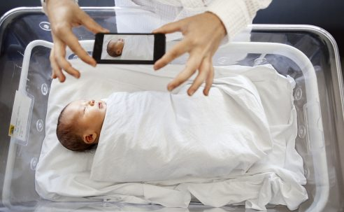 The Must-have Photos and Videos to Take of Your New Baby